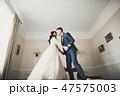 新婦 花嫁 ウェディングの写真 47575003