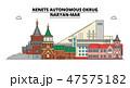 建築 建築物 ロシアのイラスト 47575182