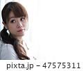 女性 人物 ポートレートの写真 47575311