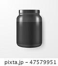 ベクトル 立体 3Dのイラスト 47579951