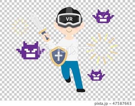 VR遊戲 47587663