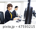 ビジネス パソコン ビジネスマンの写真 47593215