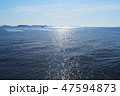 きらめく海 47594873