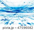 バックグラウンド 青 遠景のイラスト 47596082