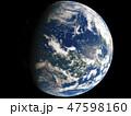 地球 スペース 空間のイラスト 47598160