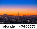 東京 都市風景 日本の写真 47600773