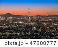 東京 都市風景 日本の写真 47600777