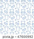 ベビー 赤ちゃん 赤ん坊のイラスト 47600992