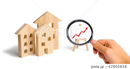 Growing demand for housing and real estate 47605658