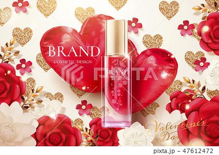 Cosmetic spray bottle ads 47612472