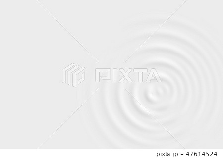 Abstract soft background, texture of white oil 47614524