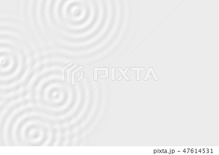 Top view of white oil or white vortex, soft 47614531
