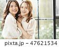 女性 2人 ビジネスウーマンの写真 47621534