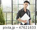 男性 ビジネスマン ビジネスの写真 47621633