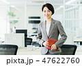 キャリアウーマン ビジネスウーマン ビジネスの写真 47622760