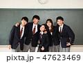 高校生 学校生活 47623469