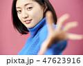 人物 ポートレート 女性の写真 47623916