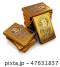 金 黄金 金色のイラスト 47631837