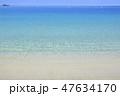 白良浜 海 ビーチの写真 47634170