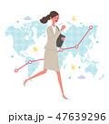 ベクター グローバル ビジネスのイラスト 47639296