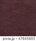Dark browny - violet natural leather textured background. 47645605