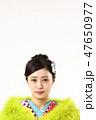 女性 和装 晴れ着の写真 47650977