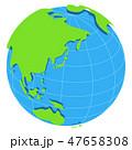 地球 惑星 世界のイラスト 47658308