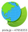 地球儀 47658353