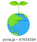 地球儀 47658384