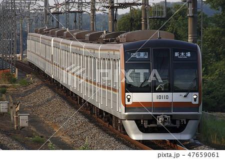 東武東上線直通の地下鉄有楽町線10000系 47659061