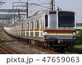 副都心線 電車 列車の写真 47659063