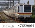 副都心線 電車 列車の写真 47659064