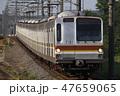 副都心線 電車 列車の写真 47659065