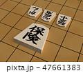 CG 3D イラスト 立体 デザイン 将棋 対局 保険 がん 心疾患 脳卒中 安心 病気 入院 ケア 47661383