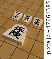 CG 3D イラスト 立体 デザイン 将棋 対局 保険 がん 心疾患 脳卒中 安心 病気 入院 ケア 47661385