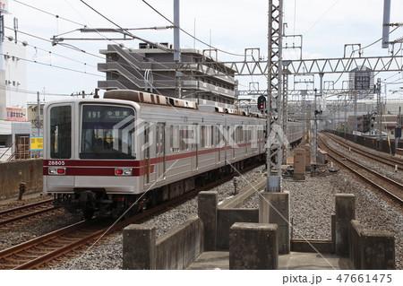 日比谷線直通の東武伊勢崎線20000系 47661475