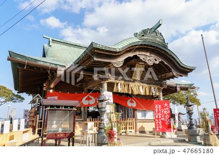 鷲尾愛宕神社 47665180