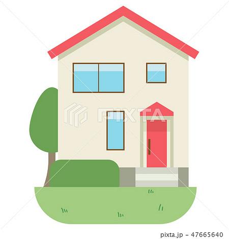 一戸建て住宅 47665640