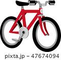 自転車 47674094