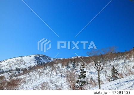 雪山 47691453