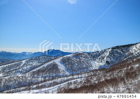 雪山 47691454