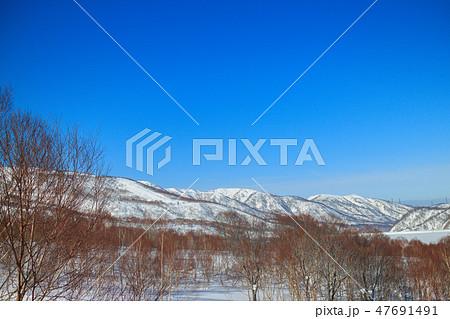 雪山 47691491