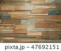 木目 レトロ 背景素材のイラスト 47692151