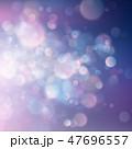 明かり ぼやけ カラフルのイラスト 47696557