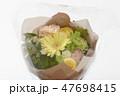 ガーベラの花束 47698415