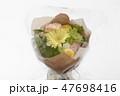 ガーベラの花束 47698416