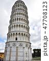ピサの斜塔 ピサ 斜塔の写真 47708123