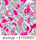 Abstract splatter tile pattern Artistic background 47708957