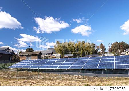 太陽光発電 47709785
