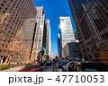 《東京都》日本経済の中心・大手町 47710053